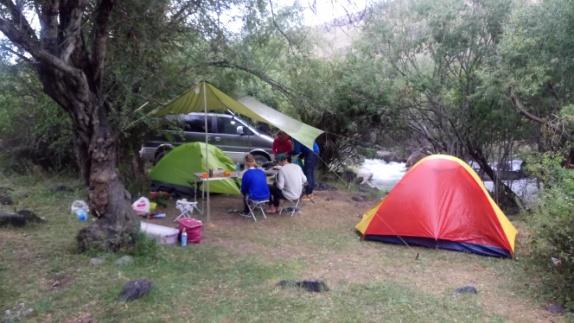 Тур два дня. Тургеньское ущелье , водопад Медвежий , плато Ассы ,озеро Бартогай ,плюс каньон Чарын