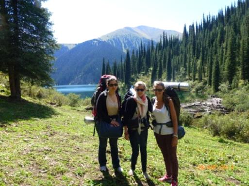 Charyn canion - Kolsai 1 Lake - Kolsai 2 Lake -Kaindy Lake